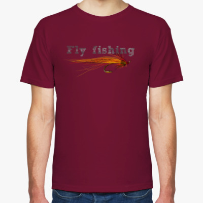 Футболка Fly fishing