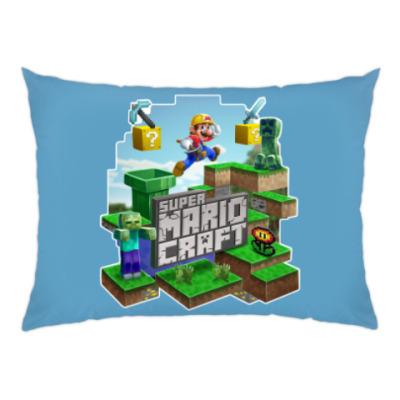 Подушка Super Mario Craft