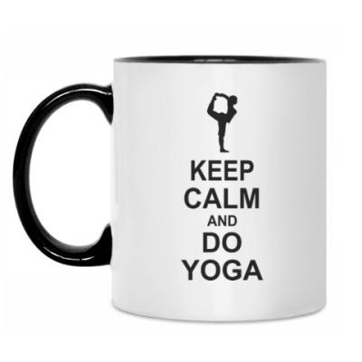 Кружка Do yoga