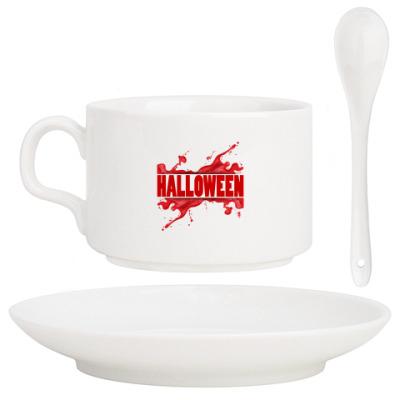 Кофейный набор Halloween