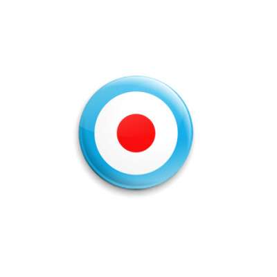 Значок 25мм Royal Air Force UK