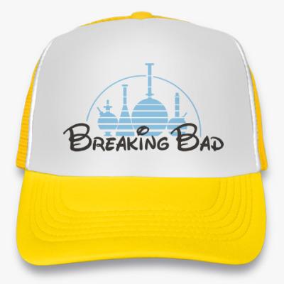 Кепка-тракер Breaking Bad Chemistry
