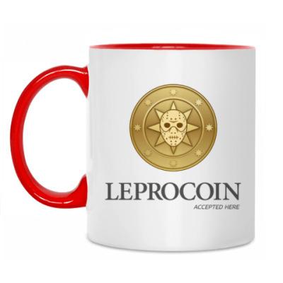 Кружка Leprocoin