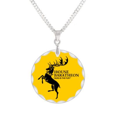 Кулон House Baratheon