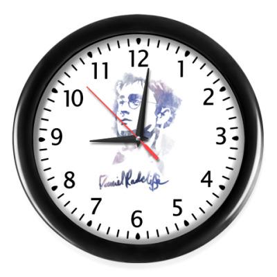 Настенные часы Дэниэл Редклифф - Гарри Поттер