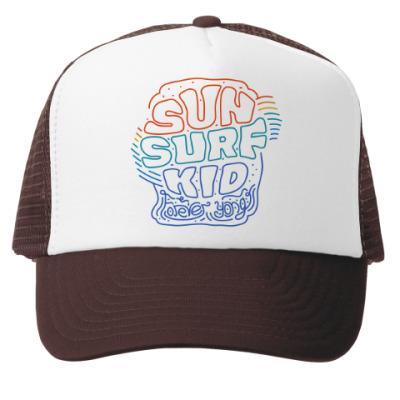 Кепка-тракер Sun Surf Kid