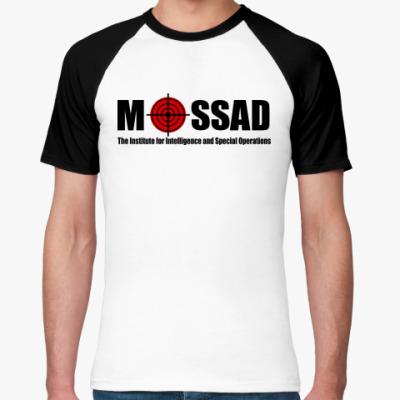 Футболка реглан Mossad