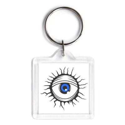 Брелок Демонический глаз.