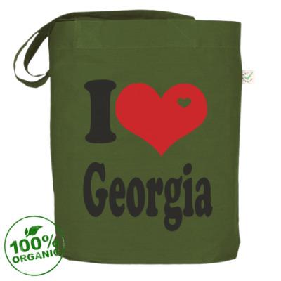 Сумка Я люблю Грузию