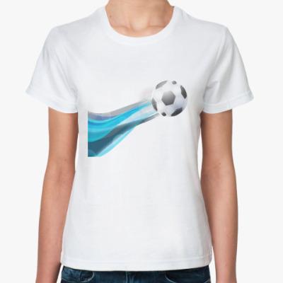 Классическая футболка Football