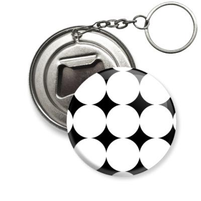 Брелок-открывашка 'Geometria'