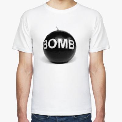 Футболка Бомба