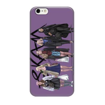 Чехол для iPhone 6/6s Who run the world? Girls! SKAM