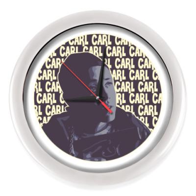 Настенные часы Карл Shameless (Бесстыжие)