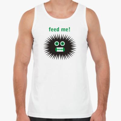 Майка Feed me!