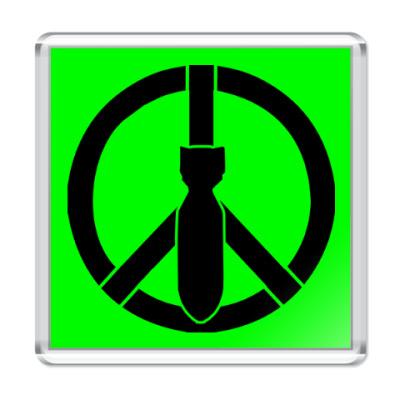 Магнит Peace