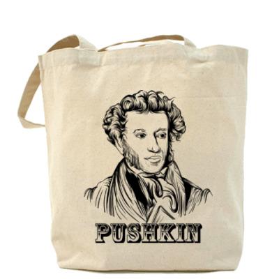 Сумка  Пушкин