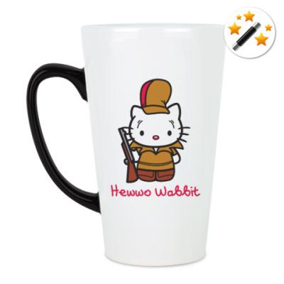 Кружка-хамелеон Hawwo Wabbit