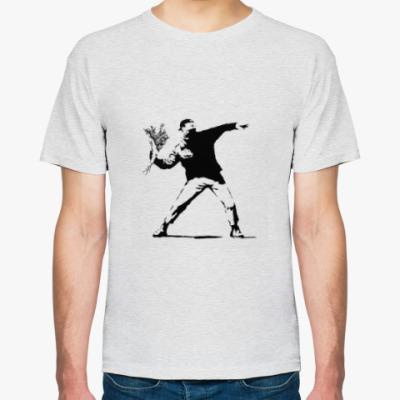 Футболка banksy