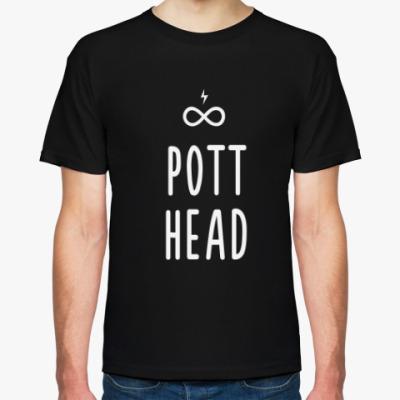 Футболка POTT HEAD-infinity