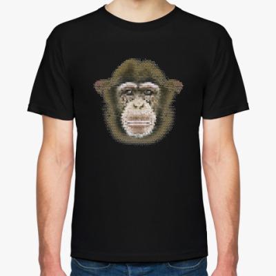 Футболка Обезьяна (monkey)