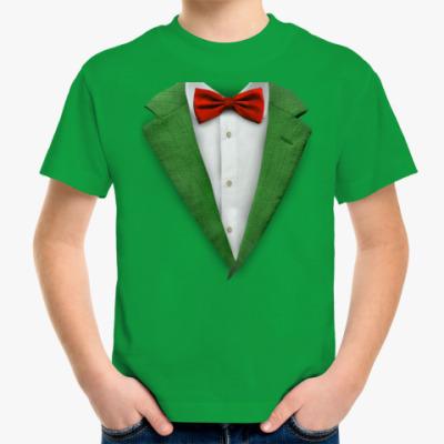 Детская футболка Смокинг