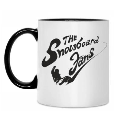 Кружка SNOWBOARD FANS