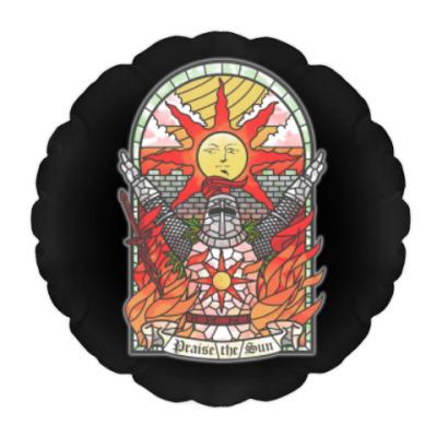 Подушка Dark Souls Praise the sun