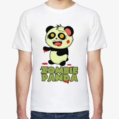 Футболка Зомби Панда