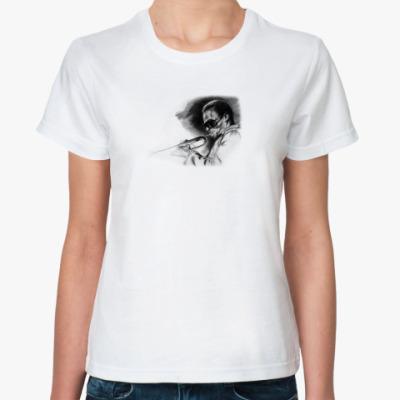 Классическая футболка Miles