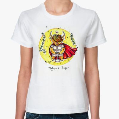 Классическая футболка Тор