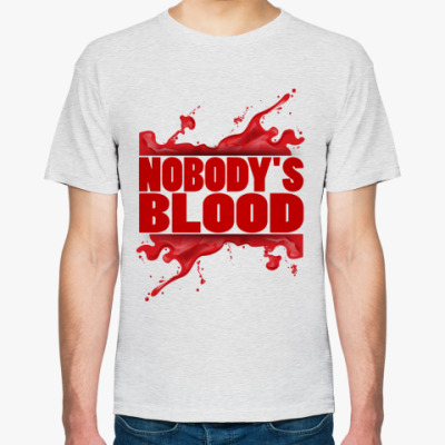Футболка Nobody's Blood