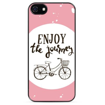 Чехол для iPhone Велопрогулка