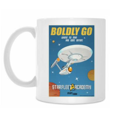 Кружка Star Trek Boldly Go