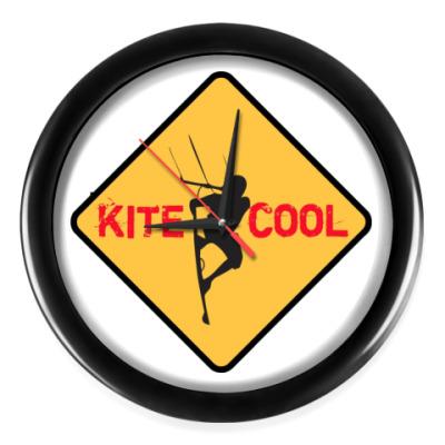 Настенные часы  Kitecool