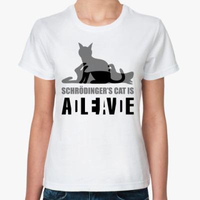 Классическая футболка Special for Ola Si :)