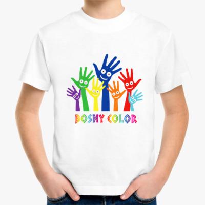 Детская футболка  'Очумелые ручки'