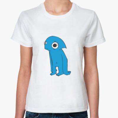 Классическая футболка Mr. Who