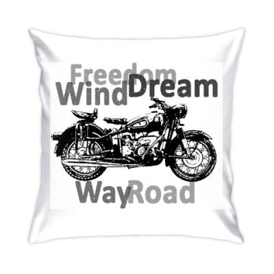 Подушка Мотоцикл
