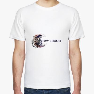Футболка New moon