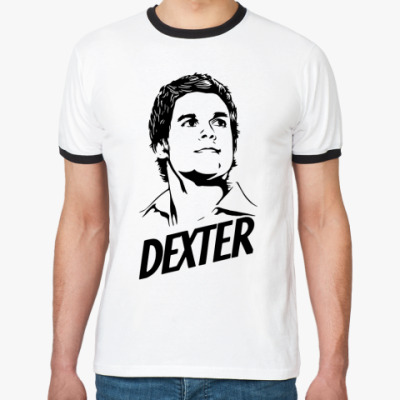 Футболка Ringer-T Dexter