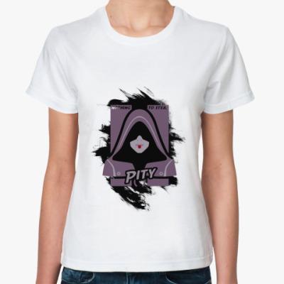 Классическая футболка Касуми Гото