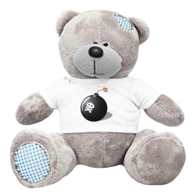 Плюшевый мишка Тедди BOMB!