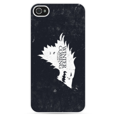 Чехол для iPhone Winter Is Coming