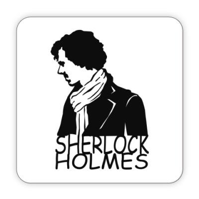 Костер (подставка под кружку) Шерлок Холмс