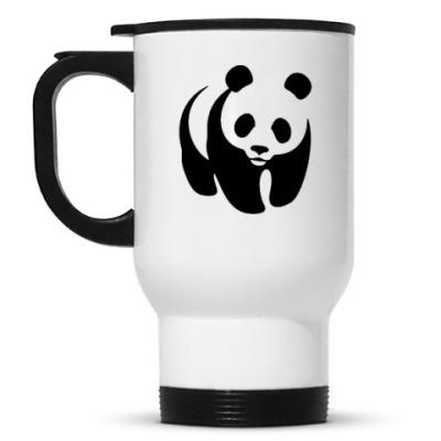 Кружка-термос WWF. Панда
