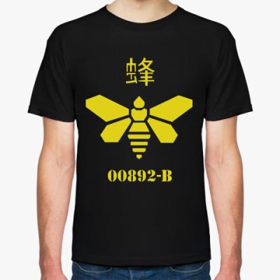 Футболка Пчела (Во все тяжкие)
