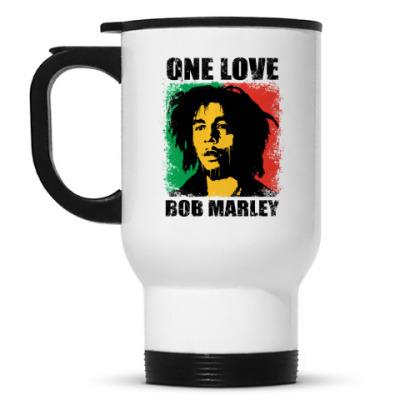 Кружка-термос Bob Marley