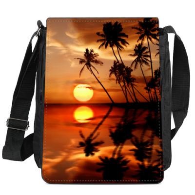 Сумка-планшет Пейзаж