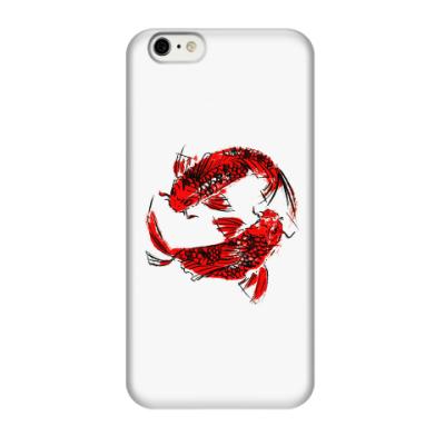 Чехол для iPhone 6/6s Японский карп